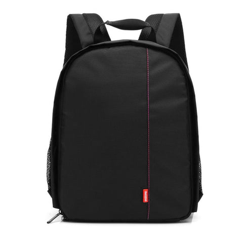 Durable Water-resistant Multi-functional Camera Backpack for DSLR Cameras