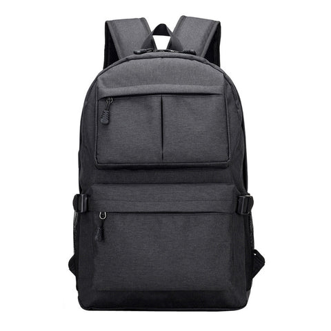 USB External Charging Sports Waterproof Laptop Backpack