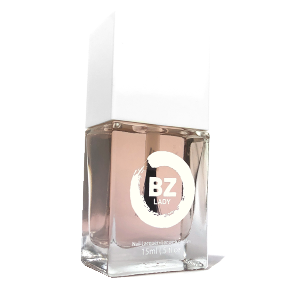 Vegan nail polish nail repair BZ Lady lavender essence