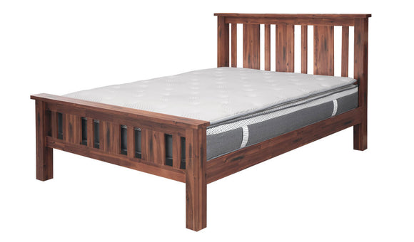 Aberdeen Queen Slat Bed