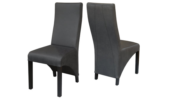 Accent Chair - Rhino Charcoal