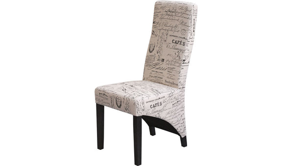 Accent Chair - Newspaper