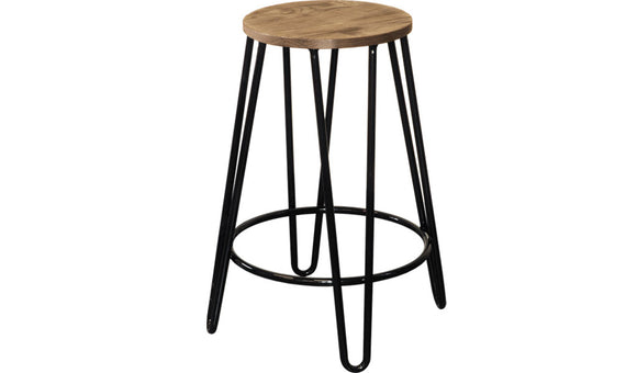 Hawea Bar Stool - Light Elm