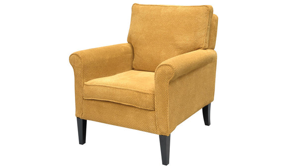 Astoria Chair - Mustard
