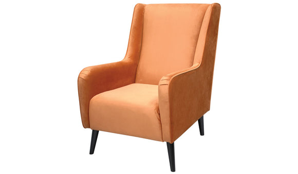 Strand Chair - Rust