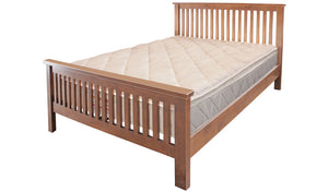 Everton Queen Slat Bed