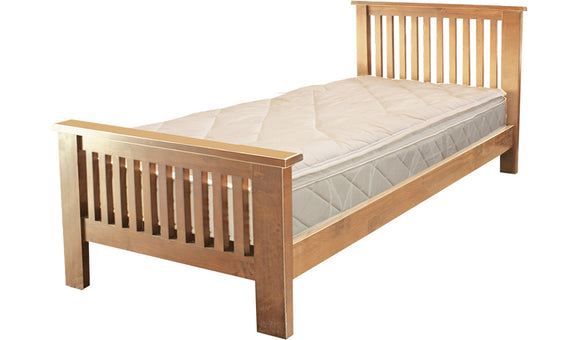 Kendal King Single Slat Bed