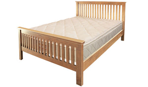 Kendal Queen Slat Bed
