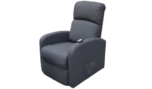 Bradman Lifter Chair - Charcoal