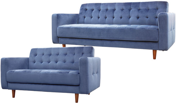 Jensen 3+2 Suite - Blue
