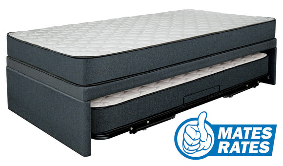 Pop-Up King Single Bed & Trundler