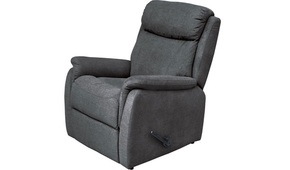Oxford Recliner - Dark Grey