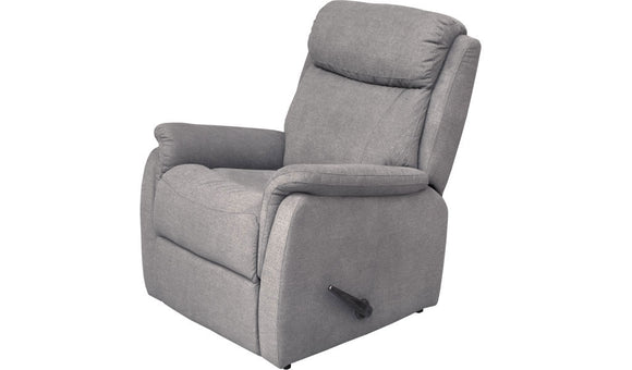 Oxford Recliner - Light Grey
