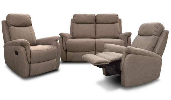 Cambridge Recliner Suite - 2RR (H)