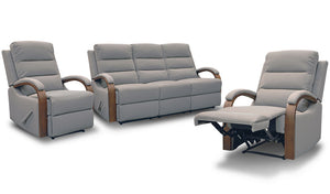 Harvard Recliner Suite - 3RR