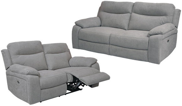 Weston Recliner Suite (Electric)
