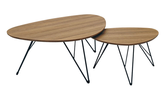 Reno Lamp Tables - Oval