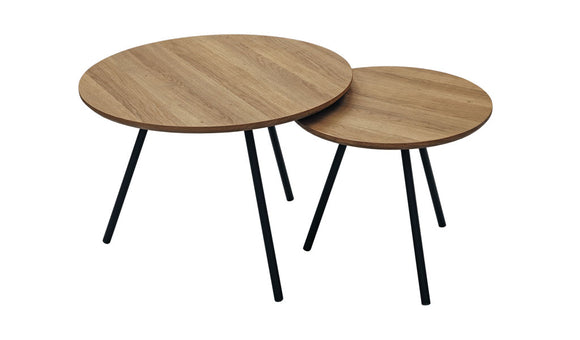 Reno Lamp Tables - Round