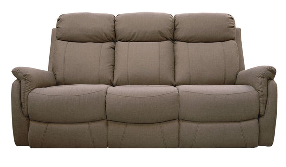 Cambridge Recliner 3 Str - Hay
