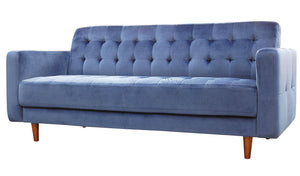 Jensen 3 Seater - Blue
