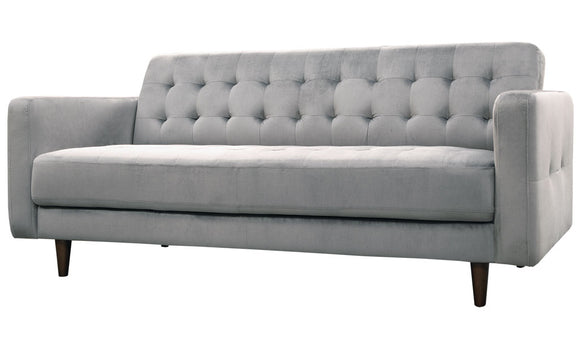 Jensen 3 Seater - Grey