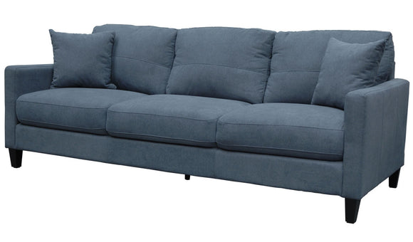 Verona 3 Seater - Denim