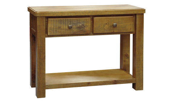 Tekapo Hall Table - 2 Drawers