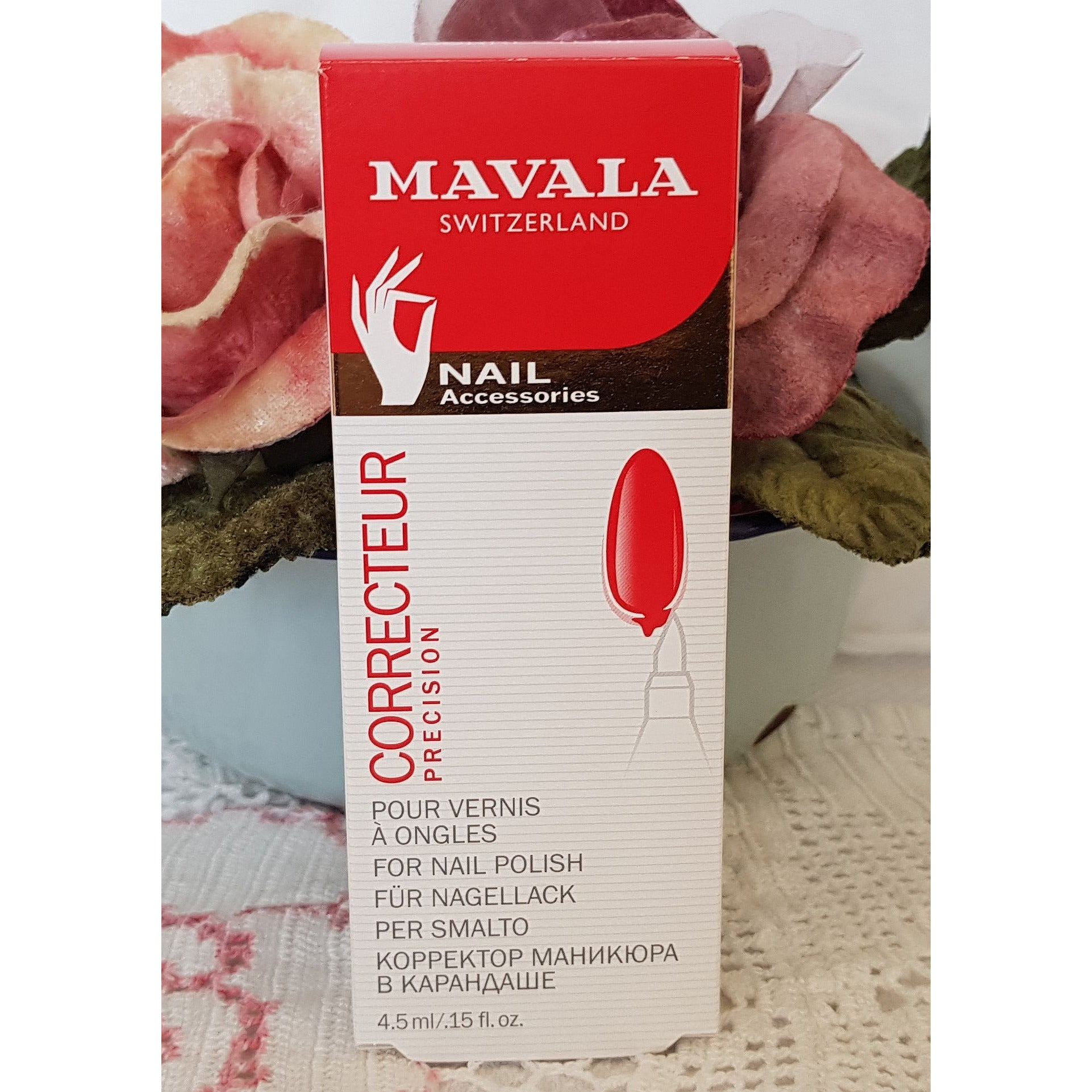Mavala Correcteur for Nail Polish Pen