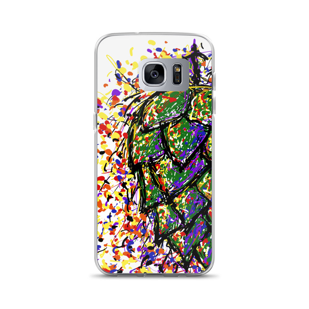 Ink Hop Samsung Case
