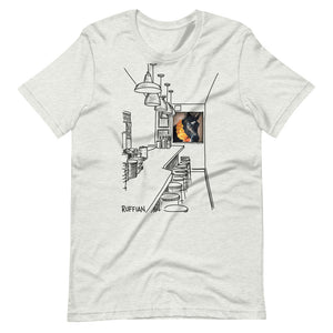 Ruffian Hand Drawn T-Shirt
