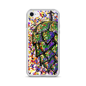 Ink Hop iPhone Case