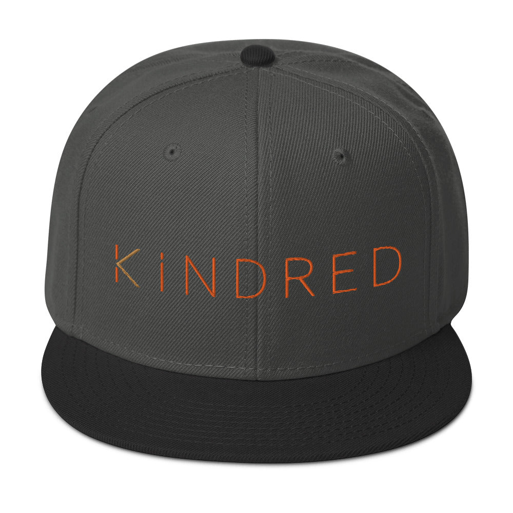 Kindred Logo Snapback