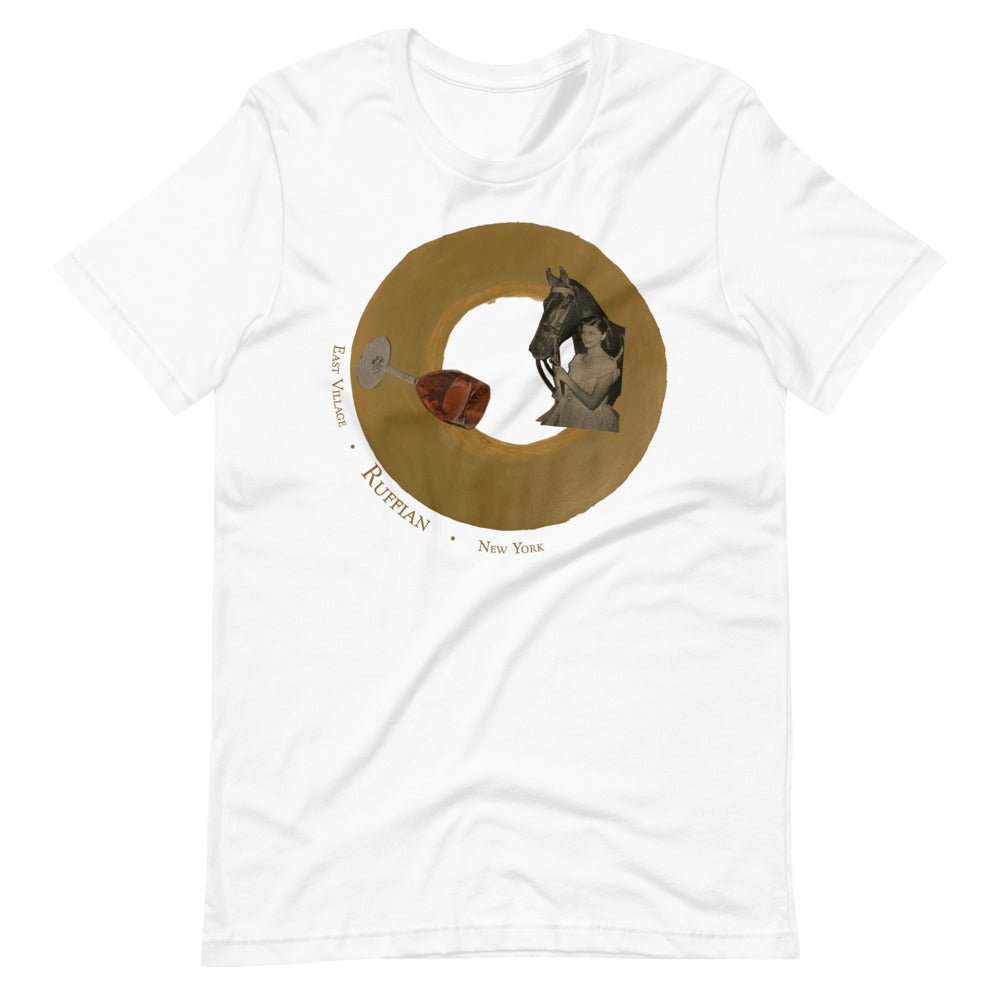 Ruffian Horse to Wine T-Shirt