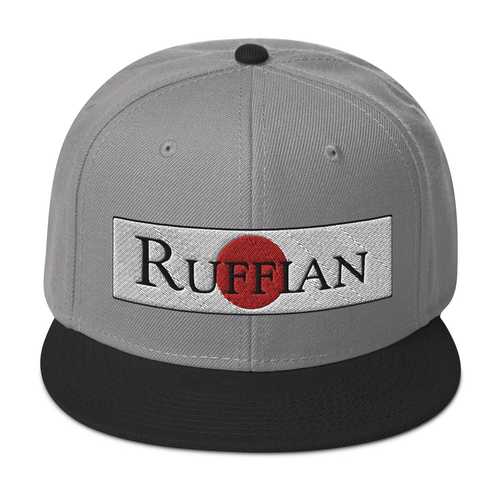 Ruffian Does Dive Bar Snapback