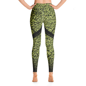 Sea of Hops Yoga Leggings