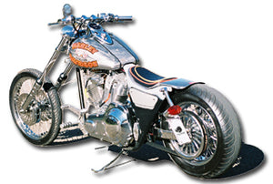 HD & Marlboro Man Bike