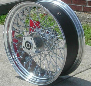Stainless Steel Wheels