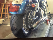 Sportster Fat Tire Kit
