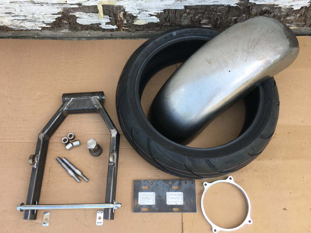 FX Shovel Fat Tire Kit