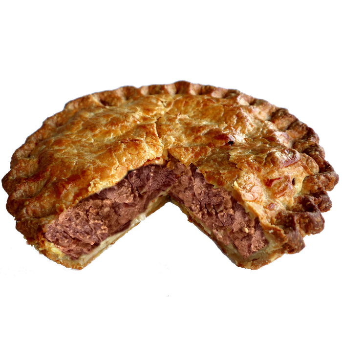 FV07 Steak & Red Wine Pie
