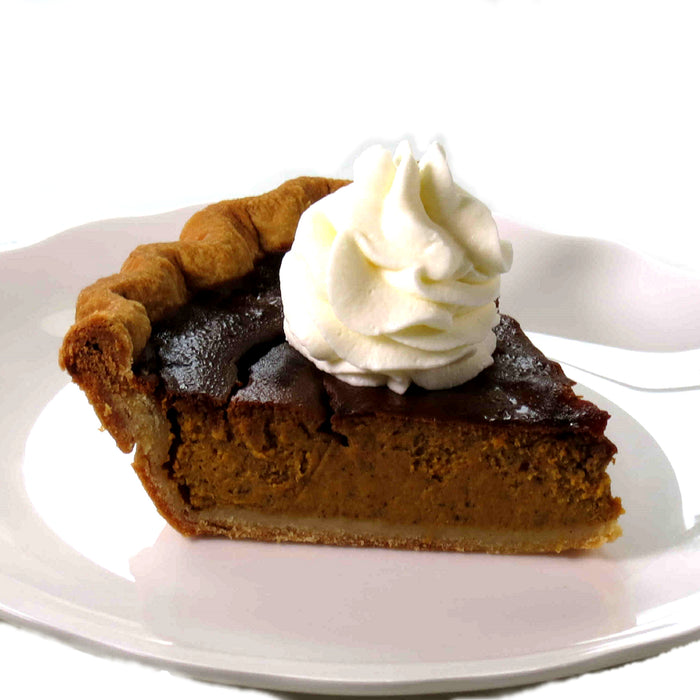 W02. Signature Pumpkin Whole Pie Express (Veggie)