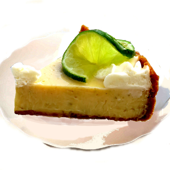 D10. Key Lime Sliced Pie (V)