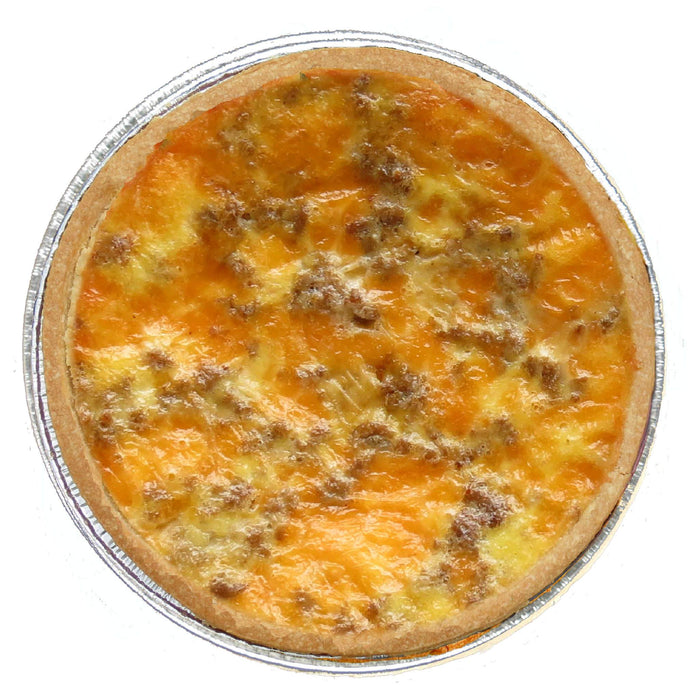 FQ04 Bacon & Potato Quiche