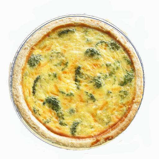 FQ08 Broccoli Quiche