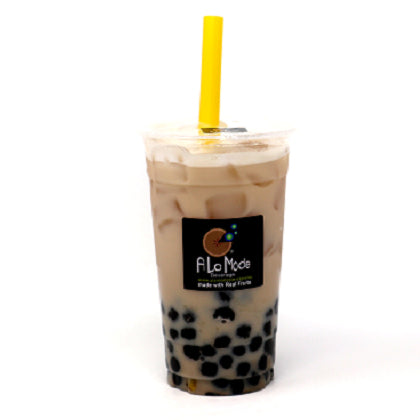 T02. Milk Tea Bubble Tea