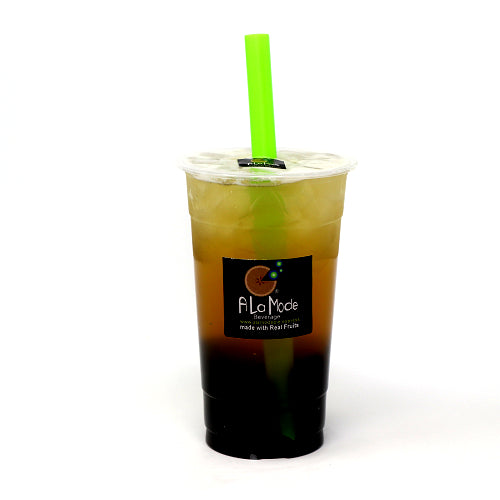 T04. Green Tea Bubble Tea