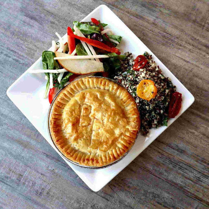 Bento Breakfast Pie