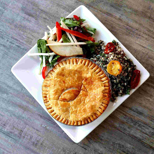Bento Pacific Salmon Pie