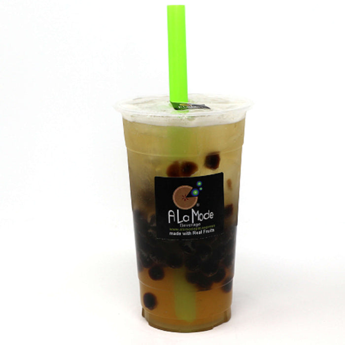 T06. Matcha Green Tea Bubble Tea