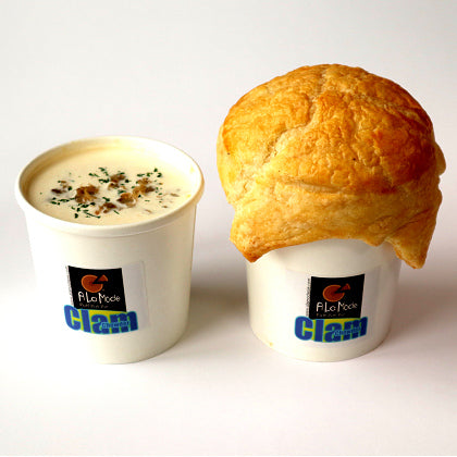 BL02. England Clam Chowder Pot Pie